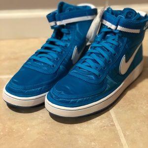 NIke Supreme High Blue